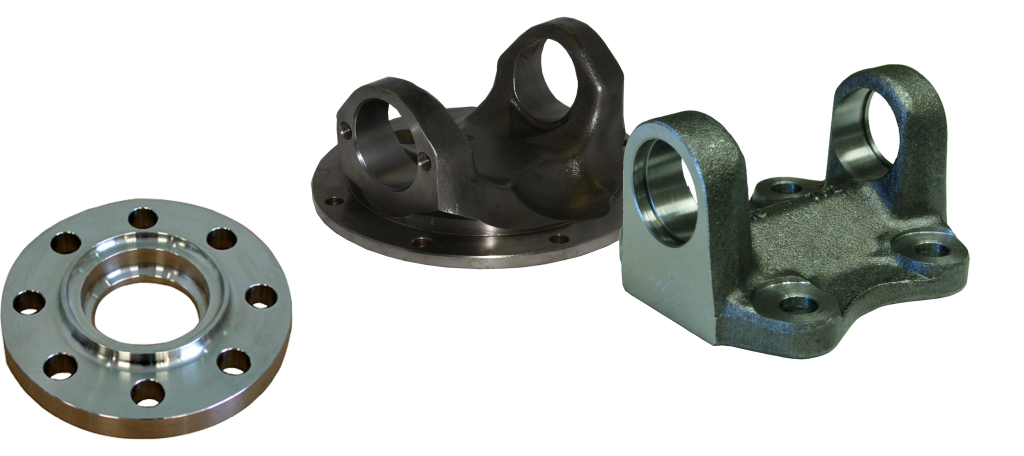 Heavy Duty Flanges
